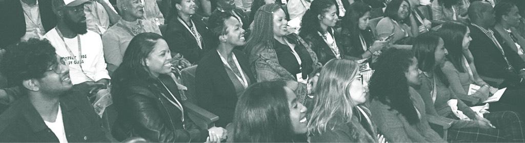 Audience at Jopwell Talks